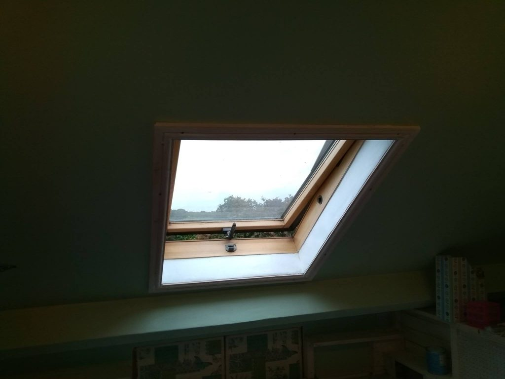 Frame Around The Velux Window