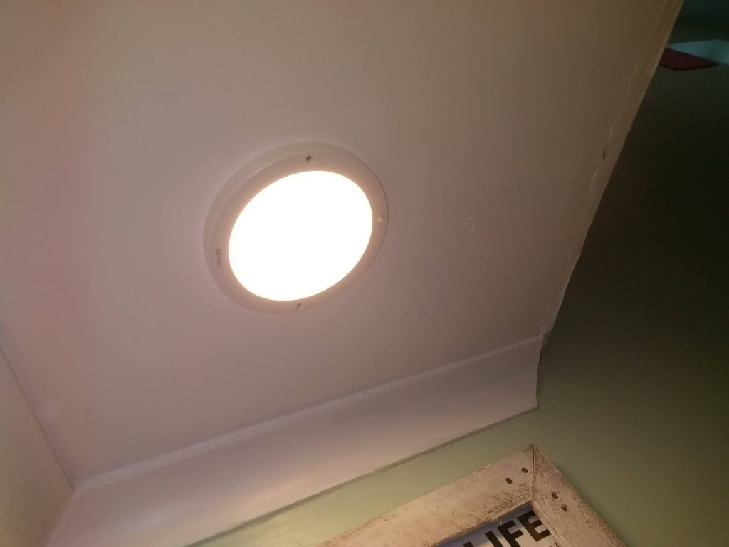 New Hallway Light With Motion Sensor