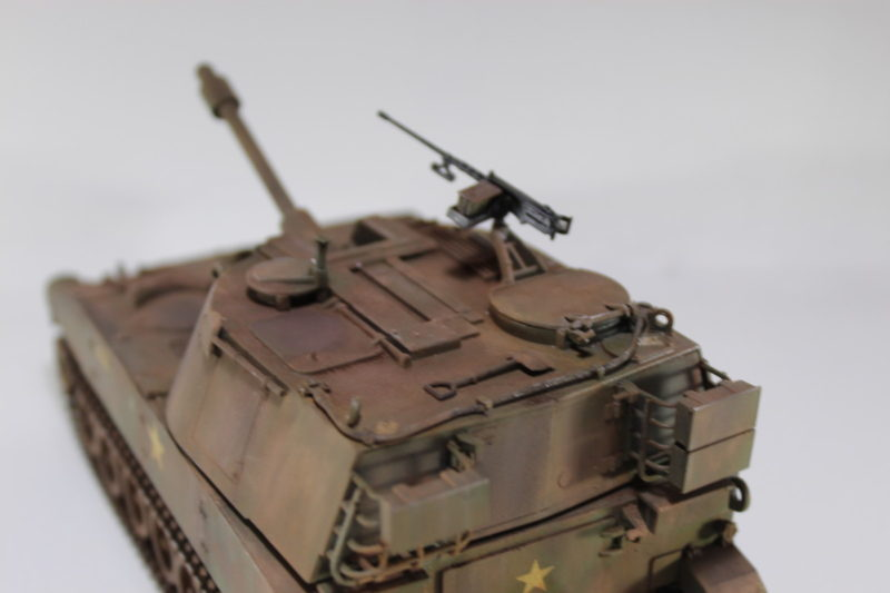 Rear Details On The M108s Turret
