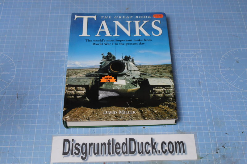 The Great Book Of Tanks