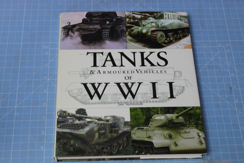 Tanks & Armoured Vehicles Of WWII