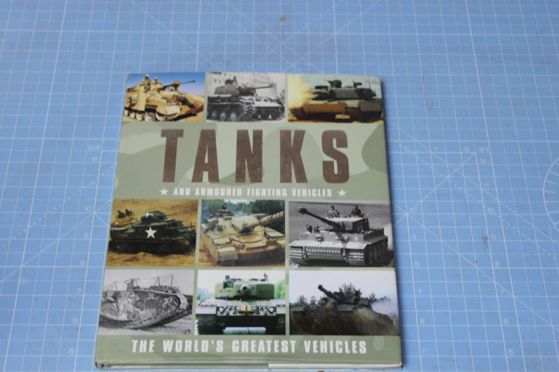 Tanks And Armoured Fighting Vehicles