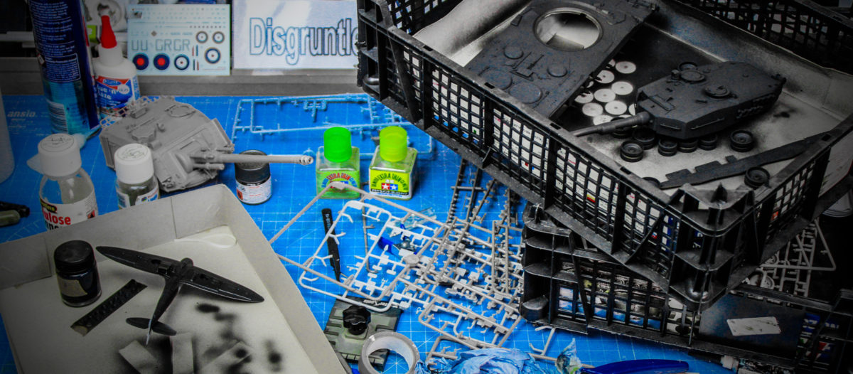 Scale Models July 2019 Tanks And Airplanes