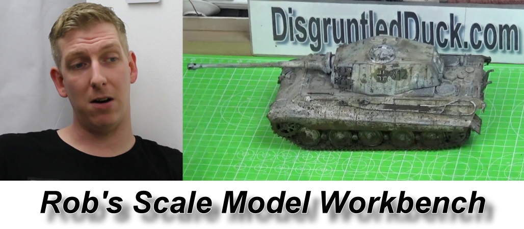 Rob's Scale Model Workbench S01E01 -Welcome