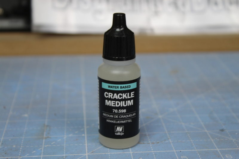 Vallejo Crackle Medium