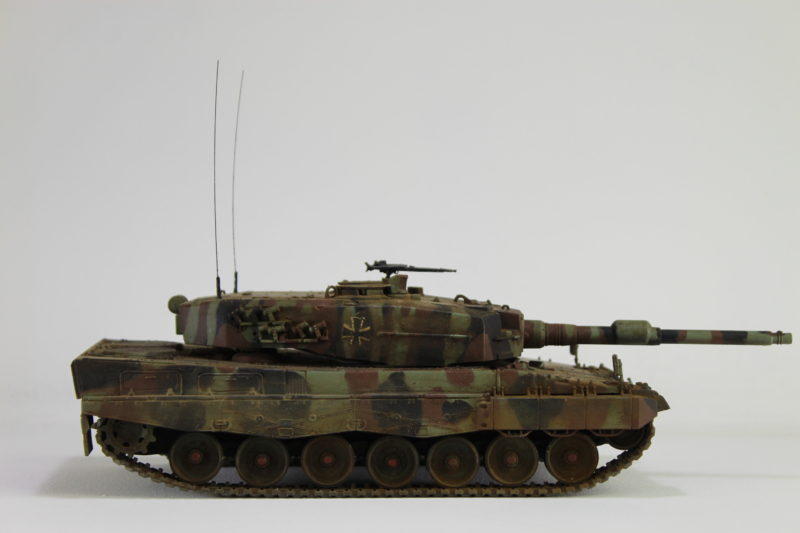 Leopard 2 Model Completed