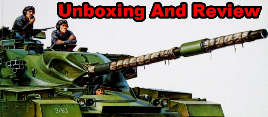 Tamiya 135th Hanomag SdKfz 2511 Unboxing and Review Video