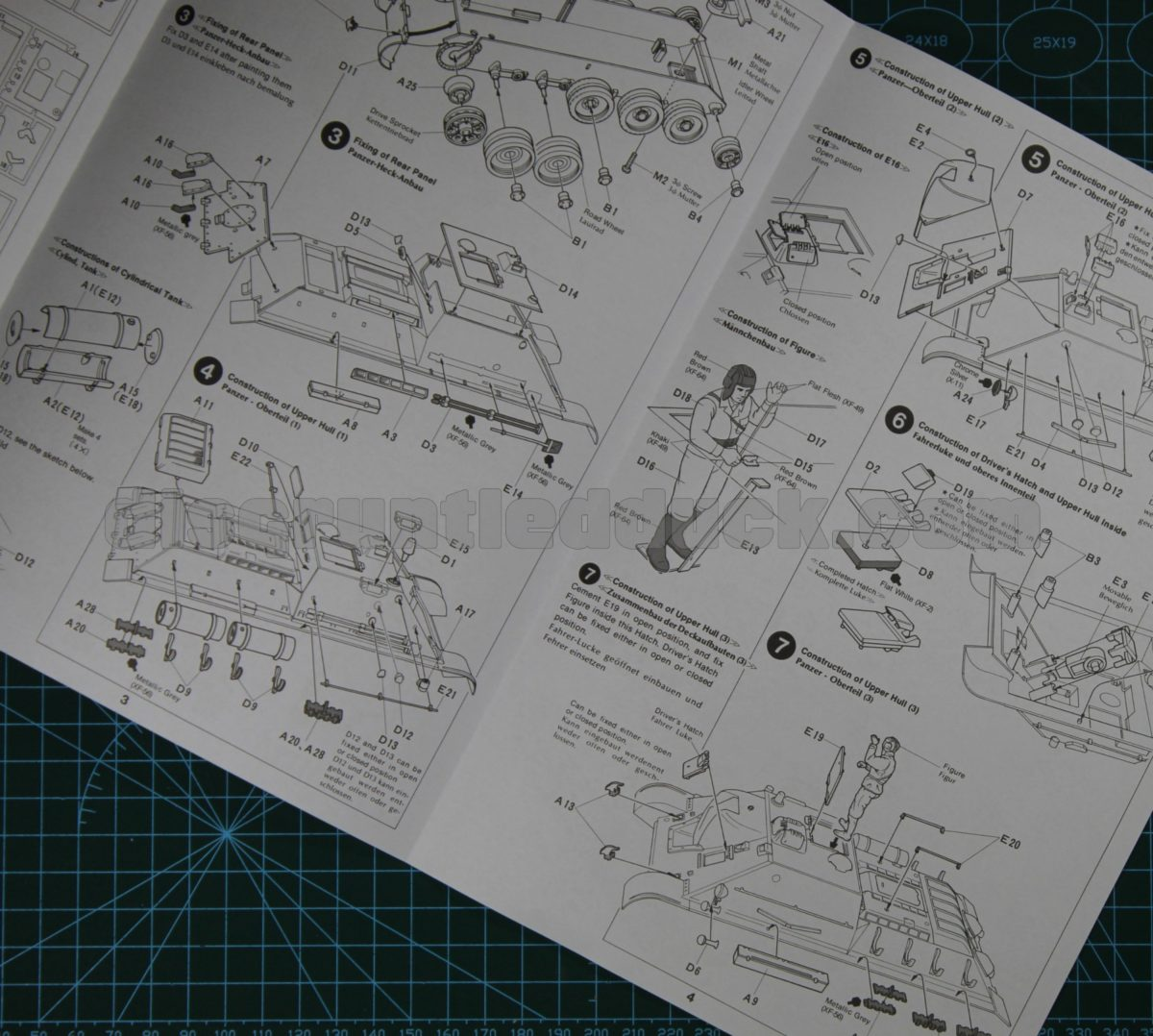 Tamiya 1/35th Russian SU-122 Unboxing And Review Video